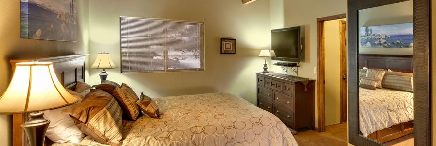 Lake Tahoe Heavenly Rental - Bluray 1080p LCD TV