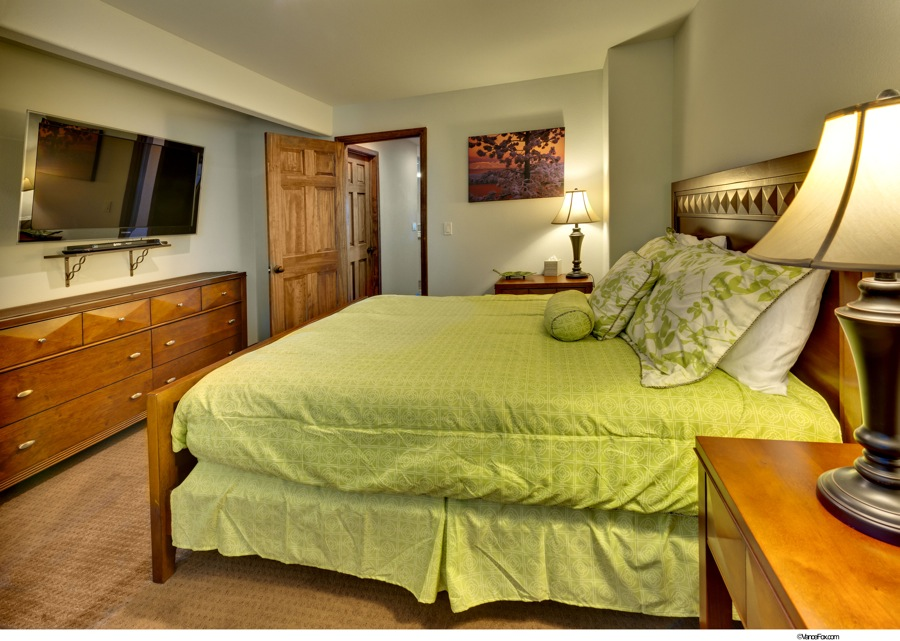 Lake Tahoe Vacation - Bedroom 2 - Heavenly Tahoe Condo