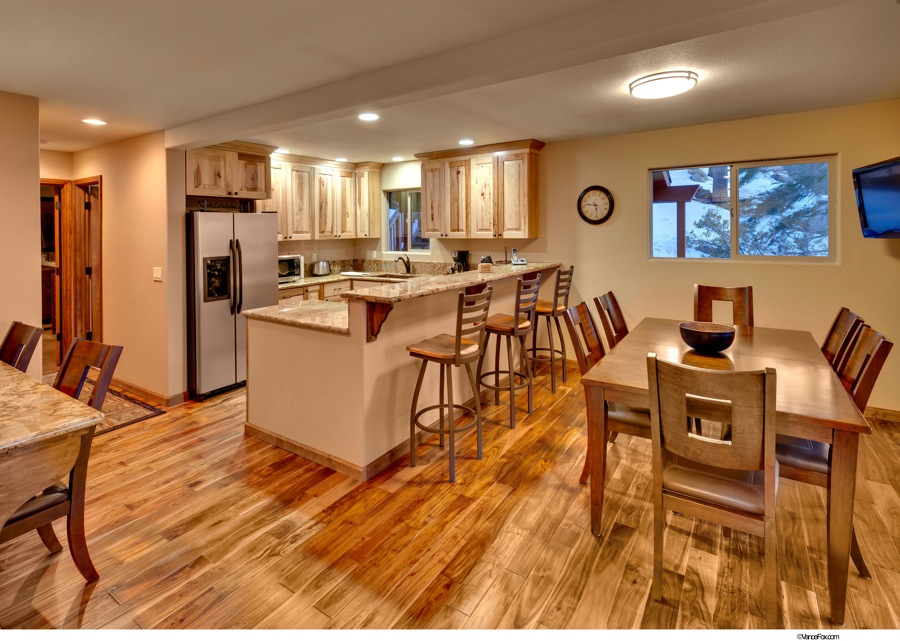 Lake Tahoe Vacation - Kitchen and Dining - Heavenly Tahoe Condo
