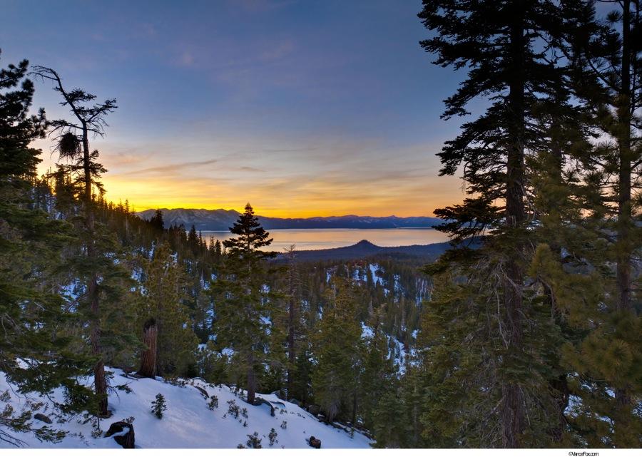 Lake Tahoe Vacation - Sunset View - Heavenly Tahoe Condo